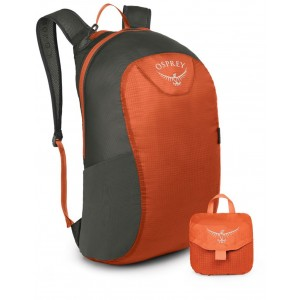 Osprey Sac à dos - Ultralight Stuff Pack Poppy Orange - 2017/18 Pas Cher