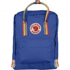 FJALLRAVEN Kånken Rainbow - Sac à dos - bleu Bleu [ Promotion Black Friday 2020 Soldes ]