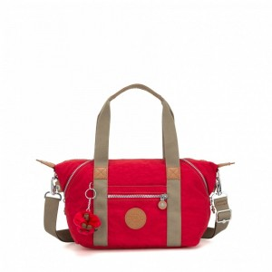 Kipling Sac à Main True Red C Pas Cher