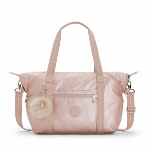 Kipling Sac à Main Metallic Blush Pas Cher