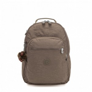 Kipling Grand Sac à Dos Avec Protection Pour Ordinateur Portable True Beige [ Promotion Black Friday 2020 Soldes ]
