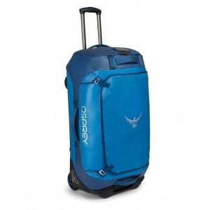 Osprey Sac de voyage à roulettes - Rolling Transporter 90 Kingfisher Blue [ Soldes ]