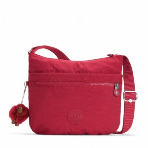 Kipling Sac épaule Bandoulière Radiant Red C [ Promotion Black Friday 2020 Soldes ]