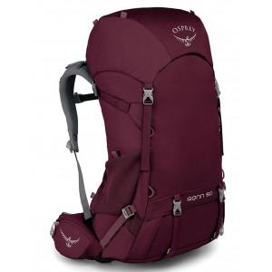 Osprey Sac de randonnée Femme - Renn 50 Aurora Purple [ Soldes ]