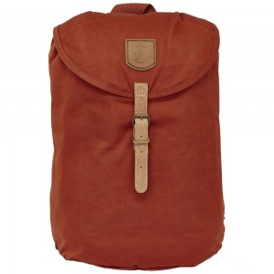 FJALLRAVEN Greenland - Sac à dos - Small orange Orange Pas Cher