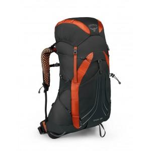 Osprey Sac à dos de randonnée/trekking homme, Exos 38  Blaze Black [ Soldes ]