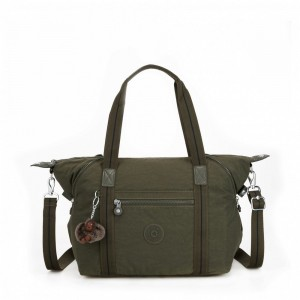 Kipling Sac à Main Jaded Green C [ Soldes ]