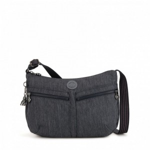 Kipling Medium crossbody Active Denim [ Promotion Black Friday 2020 Soldes ]