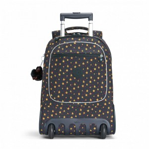 Kipling Grand Sac à Dos avec Protection pour Ordinateur Portable Cool Star Boy