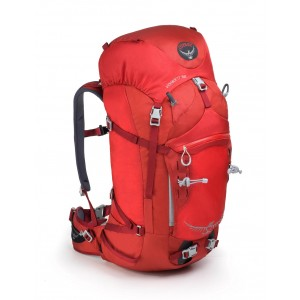 Osprey Sac à dos d'alpinsime Variant 52 Diablo Red [ Promotion Black Friday 2020 Soldes ]