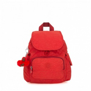 Kipling Sac à Dos City Pack Mini Active Red [ Soldes ]