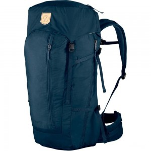 FJALLRAVEN Abisko Hike 35 - Sac à dos - bleu Bleu [ Promotion Black Friday 2020 Soldes ]