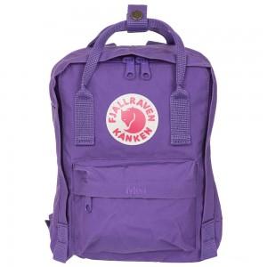 FJALLRAVEN Kanken Mini violet Violet [ Soldes ]
