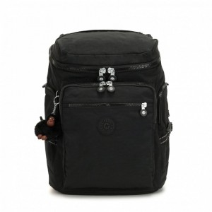 Kipling Grand Sac à Dos True Black [ Soldes ]