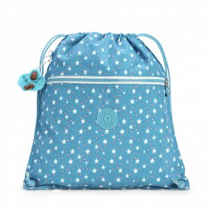 Kipling Grand Sac à Cordon Cool Star Girl